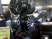 Alloy Wheels in Salford