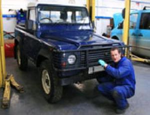 car body repairs in devon