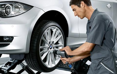 Tyre Service in Edinburgh
