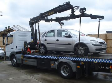 Breakdown Recovery Service in Epsom