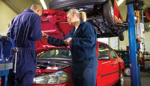 Car body shop in Oldham