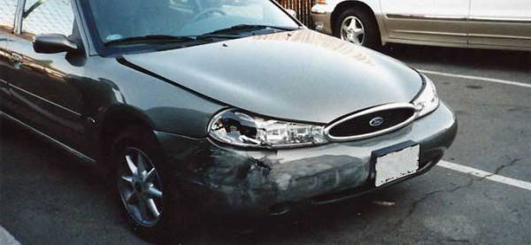 car crash repairs